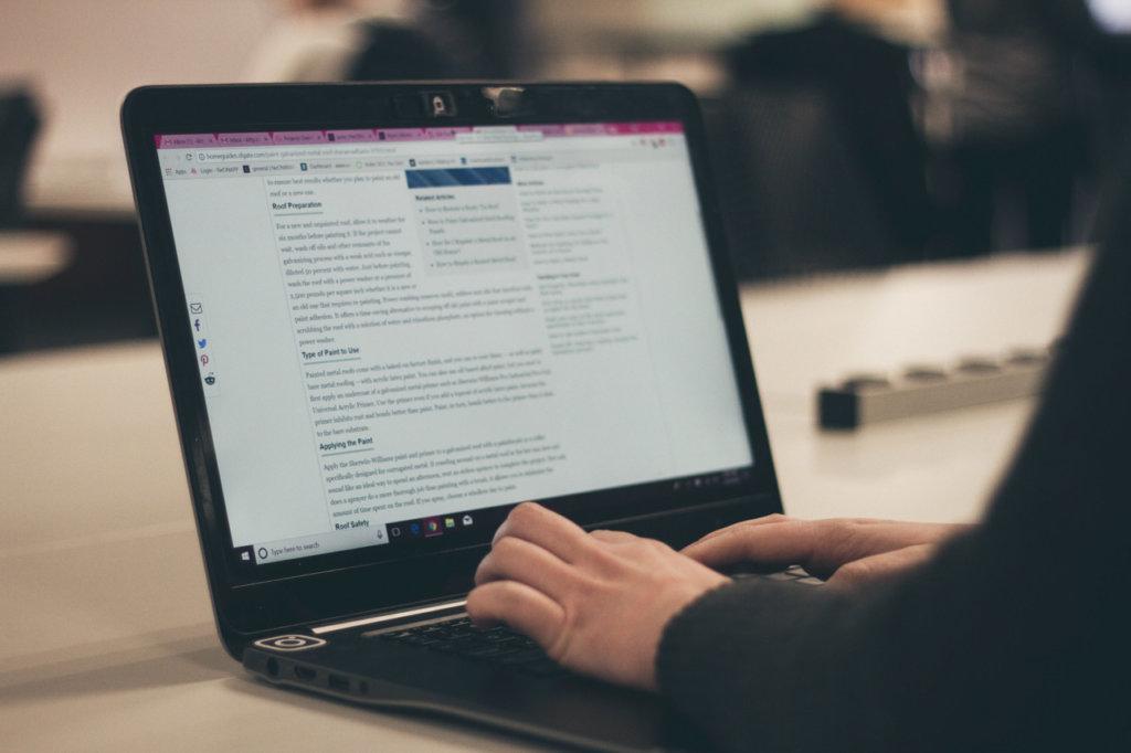 Rimuovere o conservare i contenuti datati di un blog
