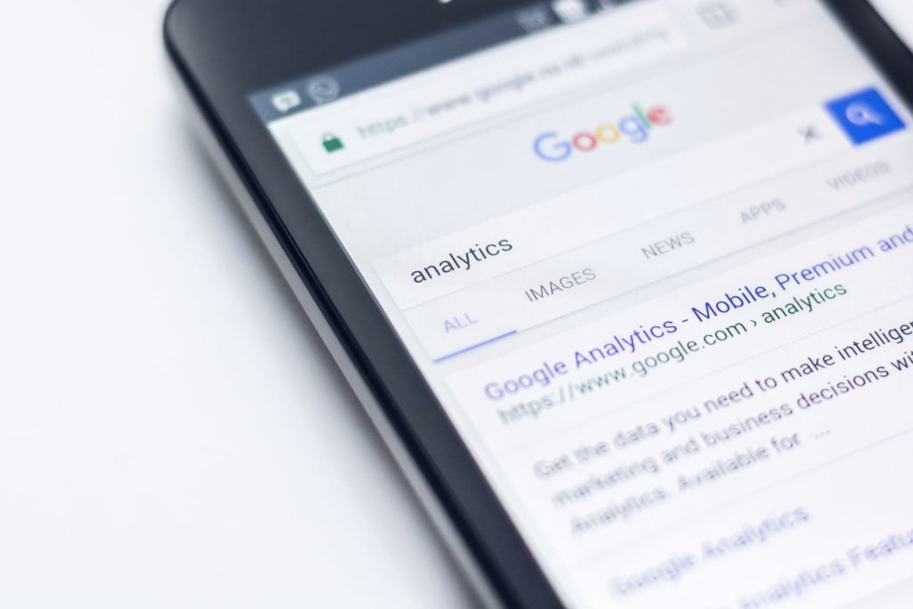 Snippet Google da mobile
