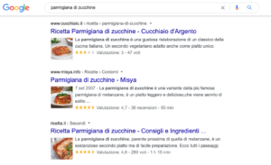 Rich Snippets Gogle