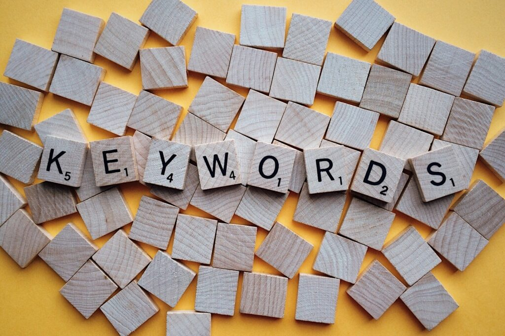 keywords tool gratis