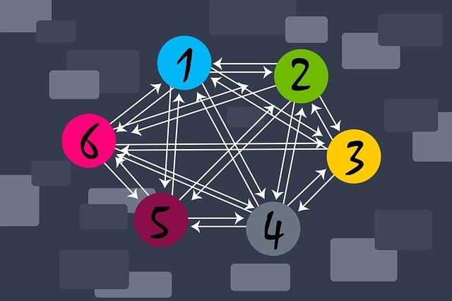 link come nodo di una rete di collegamenti ipertertestuali