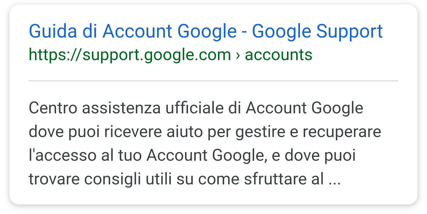 sippet google mobile
